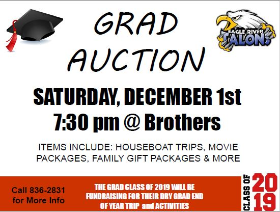 grad auction 2019