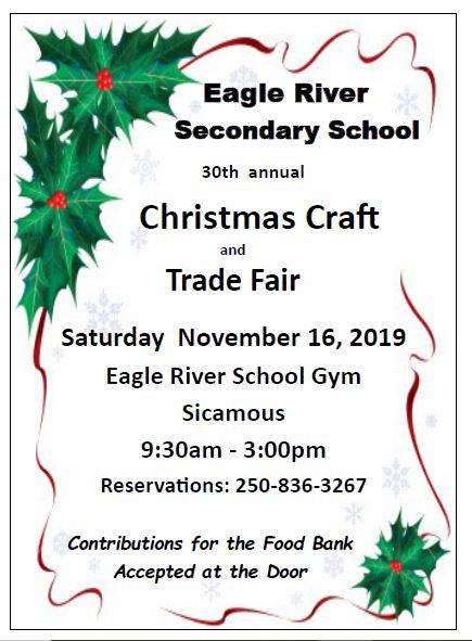 craft fair november 2019